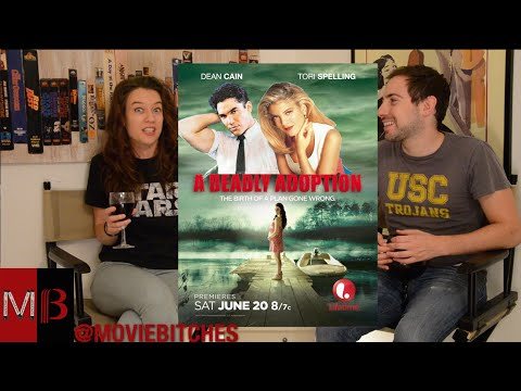 """A Deadly Adoption"" Movie Review - MovieBitches Ep 55"