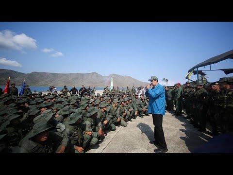 Βενεζουέλα: Δεν αποκλείει το ενδεχόμενο εμφυλίου ο Μαδούρο…