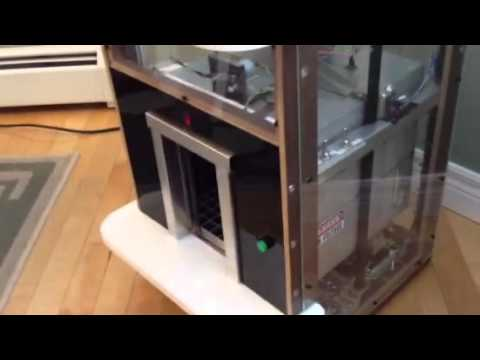 a look at a awesome otis elevator (видео)