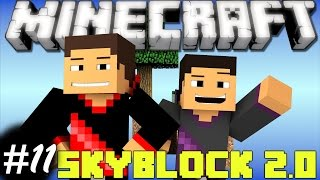 Minecraft: Epic SkyBlock 2.0 Survival - Ep. 11 - Ghost Story