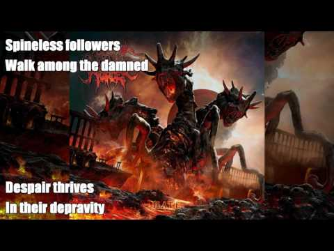 Thy Art Is Murder The Purest Strain Of Hate Lyrics 917 MB