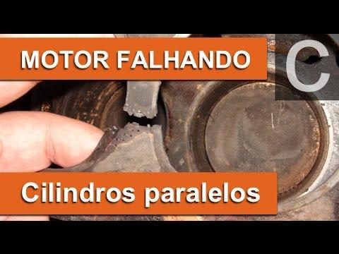 Dr CARRO Motor com Falha em Cilindros Paralelos