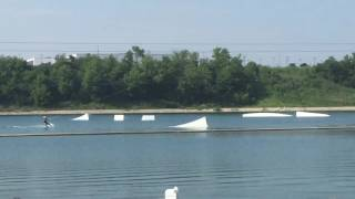 Crystal Lake (IL) United States  city photo : The Quarry Cable Park (Three Oaks Recreation Area), Crystal Lake,IL #3