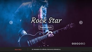 How To Create Music Website Using Free WordPress ThemeTheme Download Linkhttps://wordpress.org/themes/rock-star/Contact Me: riyadabc@gmail.comCreating a music website will be super easy, if you use RockStar WordPress Theme. In this tutorial, I will show how to create free wordpress music website using this amazing theme. Lets check the video. Before you start watching the video, please download the theme. I will show step by step guide, you must follow the step I am customizing.Related video:Create Your Stunning Music Website with Wix.com  WixMusicHow To Make A Music Website - Create A Professional Site Step By StepCreate a Stunning Music Website - No Code RequiredHow to make a Free Wordpress Website for Music or Fanpages - Beginners Tutorial 2016How To Create Your Own Website  Artist Marketing 911Make a FREE music website/blog with Blogger - Step by Step [How To]How To Build Artist/Producer Type Websites To Promote Music, Sell Music Or Sell Beats