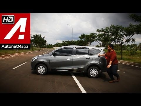 Review Datsun GO+ Panca 2014 Indonesia by AutonetMagz