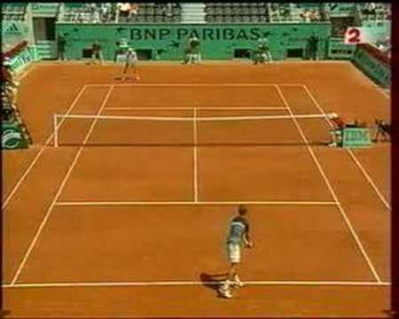 Roland Garros 2001 Game Boy
