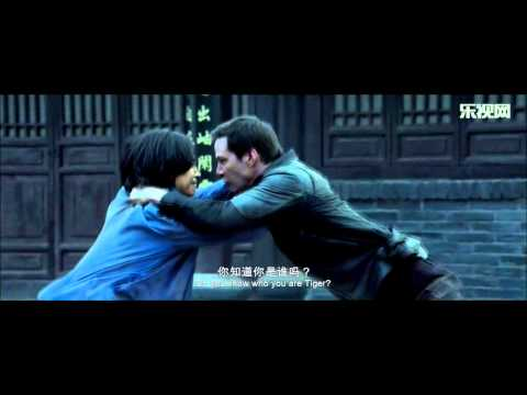 Keanu Reeves is dubstep / Man of Tai Chi 2013