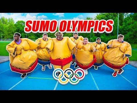SIDEMEN SUMO OLYMPICS