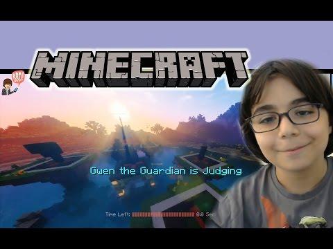 Minecraft Master Builders ve Speed Builders Baran Kadir Tekin Games Time BKT