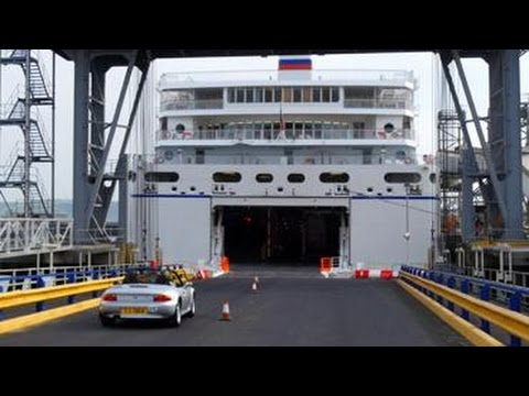 Boarding Our Ships - Ferry Travel To France & Spain | Brittany Ferries