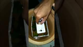 Belajar water transfer printing dengan samurai paint#2