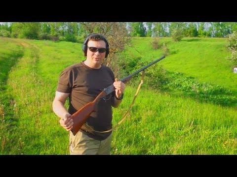 Мисливська зброя иж 17 фотка