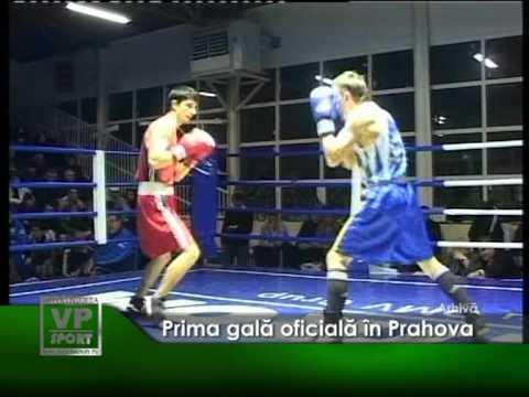 Prima gală oficială în Prahova