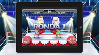 Video de Youtube de Lucha de Políticos