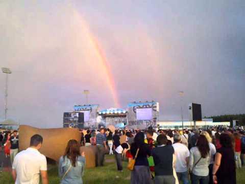 Концерт ДДТ и Земфира в Уфе