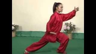 二十四式太極拳教學(蘇靭峰)