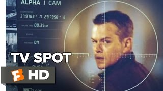Jason Bourne Tv Spot   The Perfect Weapon  2016    Matt Damon  Alicia Vikander Movie Hd