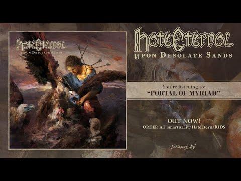 Hate Eternal - Portal of Myriad