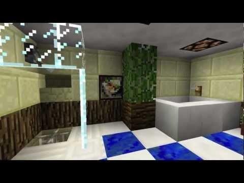 In Diesem Video Zeige Ich Euch Mglichkeiten Wie Man Badezimmer Minecraft Einrichten Knnte Es Gibt Hoffentlich Ideen Und Habt Hunger Auf Mehr