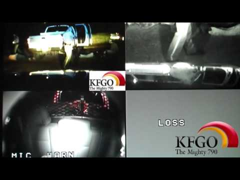 Richland Co. squad car video