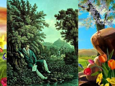 Pastoral - I (0:00)........II (10:56)........III (24:10)........IV (29:21)........V (32:22) ▭۩▭▭▭▭▭▭۩▭▭▭▭▭▭۩▭▭▭▭▭▭۩▭▭▭▭▭▭۩▭ Ludwig van Beethoven Symphony No. 6, Full ve...