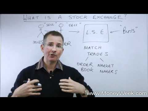 stock - Like this MoneyWeek Video? Want to find out more about investment banks? Go to http://www.moneyweekvideos.com/what-is-a-stock-exchange/ now and you'll get fr...