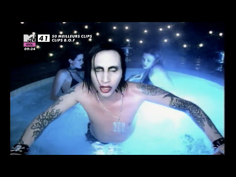 Marilyn Manson  - Tainted Love (HD)