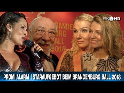 PROMI ALARM | STARAUFGEBOT BEIM BRANDENBURG BALL 2018