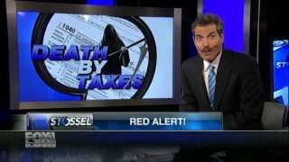 John Stossel: IRS Spends $60,000 On Star Trek Tax Spoof