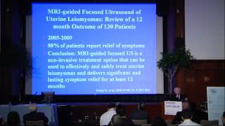 Medical Conference 2012 - John Sciarra, MD