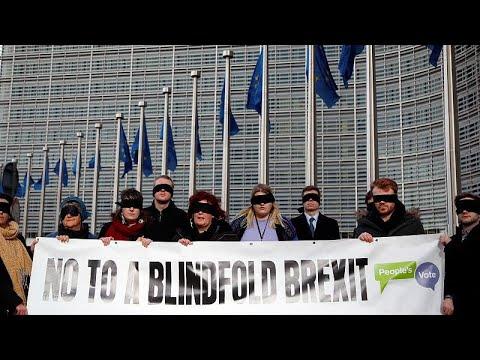 Brexit: Στις Βρυξέλλες η Τερέζα Μέι