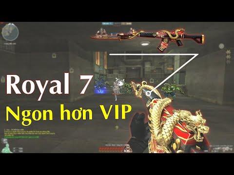 QBZ-03 Royal Dragon 7 Hàng Báu Vật Chất Lượng Cao - Rùa Ngáo - Thời lượng: 10:10.