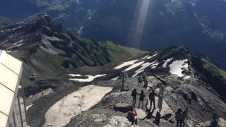 スイス発 Schilthorn展望台から見た3名峰【スイス情報.com】