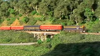 Orbost Australia  City pictures : Orbost in T gauge - 1:500 scale model railway