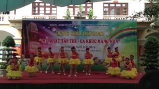Múa : Sắc Hương Hà Nội - Thiếu Nhi Phường Vĩnh Phúc - Cụm 8