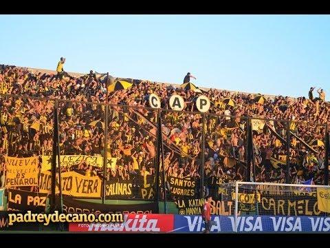 Recibimiento de Peñarol en Sarandí - Libertadores 2014 - Barra Amsterdam - Peñarol - Uruguay - América del Sur