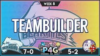 Bronx Beartics Team P4G S3 W8: vs Mewtwolouse FC (ProfesseurFX) | Pokemon Ultra Sun & Moon! by PokeaimMD
