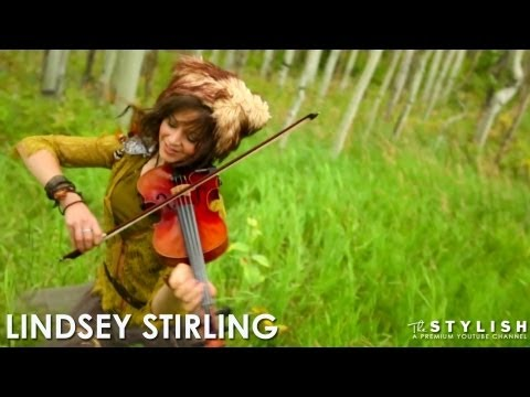 LINDSEY STIRLING: EXCLUSIVE INTERVIEW