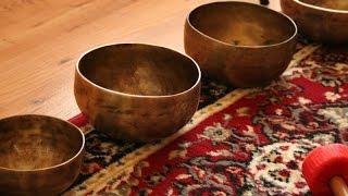 Video Domácí hraní na tibetské mísy #1