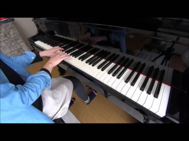 童謡・唱歌「一年生になったら」(歌詞・コード付)をピアノで弾いてみた♪