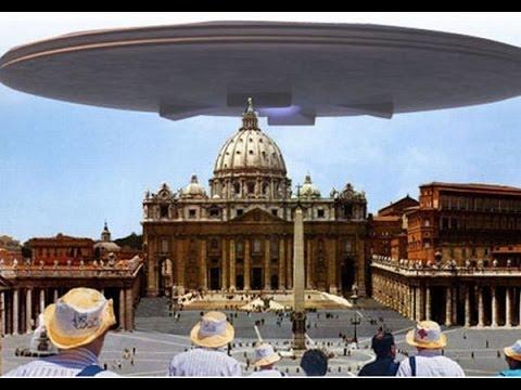 segreti del vaticano e dei governi sugli ufo e gli alieni
