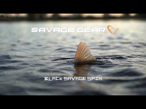Savage Gear - test Black Savage Spin 231cm 9-32g