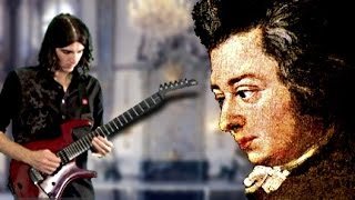 Download Lagu Sonata in Bb K 281 - Mozart - Dan Mumm - Electric Guitar Mp3