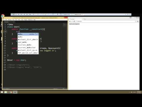 Learn about Object Oriented Fundamentals in PHP - Part 3
