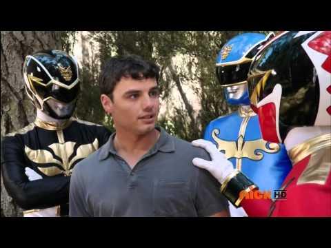 Megaforce - Power Rangers Training | Episode 4 Stranger Ranger | Power Rangers Official