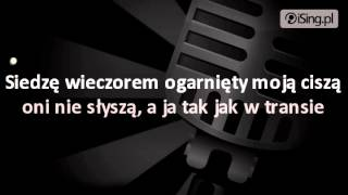 Kamil Bednarek - Cisza (karaoke iSing.pl)