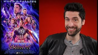Avengers: Endgame - Movie Review by Jeremy Jahns