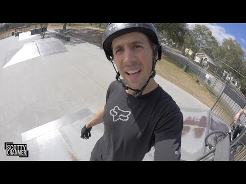THE WORST SKATEPARK EVER! 2