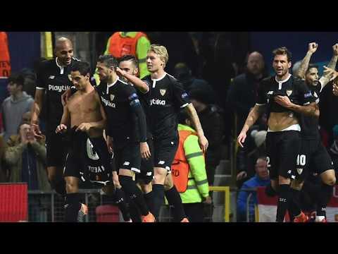 Sevilla elimina al Manchester United en Old Trafford