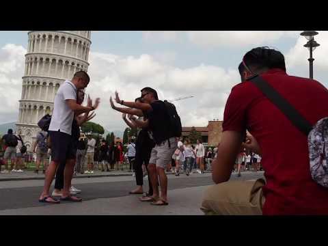 TOURISTENMAGNET: Der schiefe Turm von Pisa ist besonders erdbebensicher